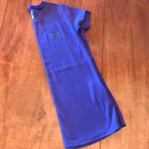 Under Armour tee for little girl